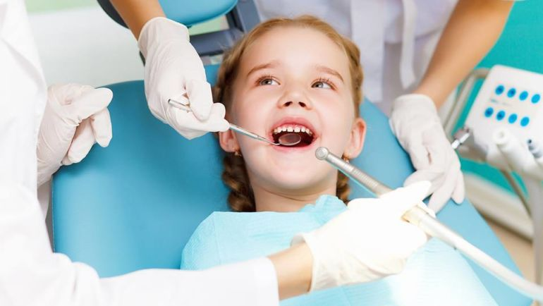 Седация в детской стоматологии